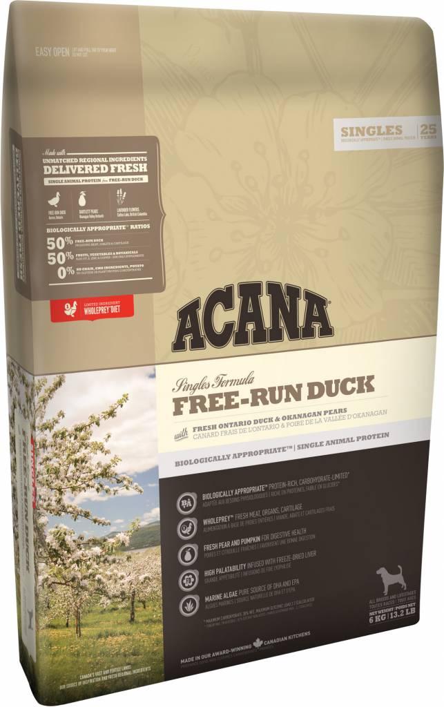 Champion Pet Foods Acana Dog Food - Free Run Duck