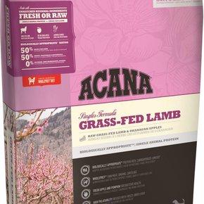 Acana Dog Food - Grass Fed Lamb
