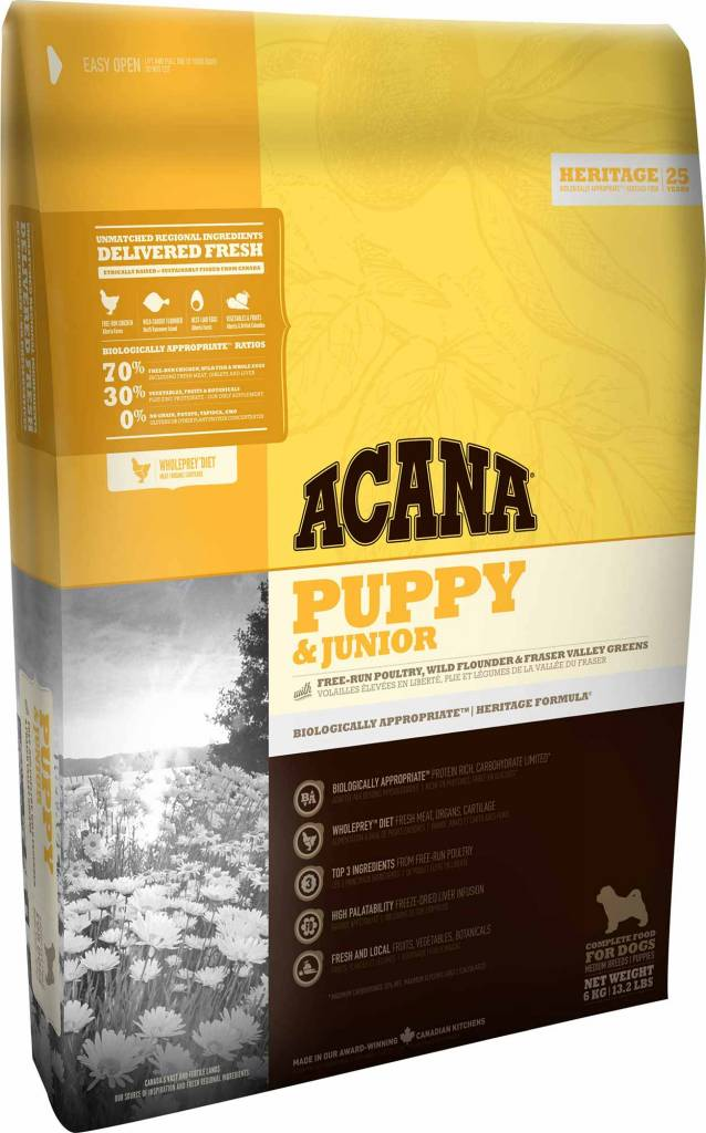 Champion Pet Foods Acana-Puppy & Junior