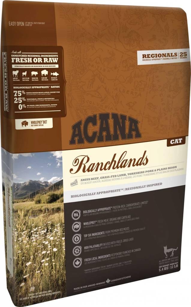 Champion Pet Foods Acana Cat Food - Ranchlands