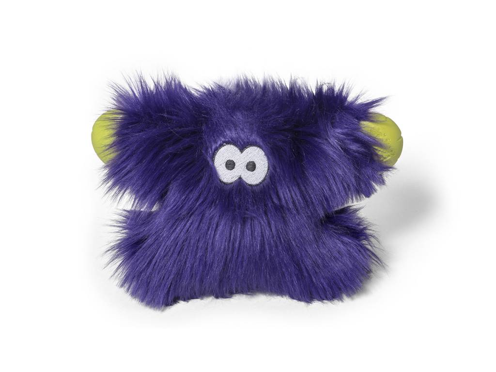 "West Paw Designs West Paw-Rowdies Durable Plush Dog Toy  ""Fergus"" (disc.)"