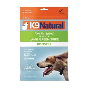 K9 Natural - Freeze Dried Booster Lamb Green Tripe 200g