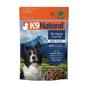 K9 Natural K9 Natural Freeze Dried Dog Food 1.1lb