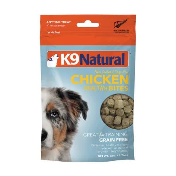 K9 Natural K9 Natural - Chicken Healthy Bite Dog Treats