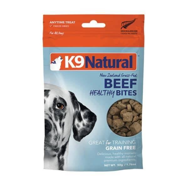 K9 Natural K9 Natural- Beef Healthy Bite Treats