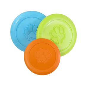 West Paw Designs West Paw Zogoflex Toy- Zisc Small