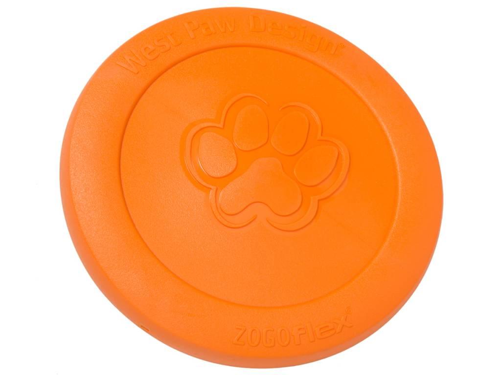 West Paw Designs West Paw Zogoflex Toy- Zisc Small