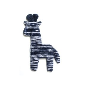 West Paw Designs West Paw Floppy Toy- Giraffe Mini