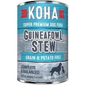 Koha Super Premium Pet Food Koha Dog Food-Novelty Protein Slow Cooked Stews 12.7oz