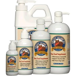 Grizzly Pet Products Grizzly - Salmon Oil