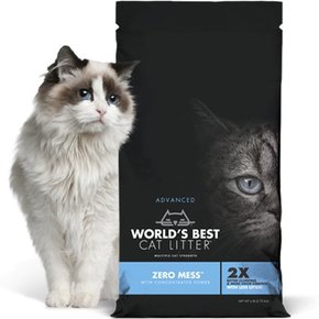 Worlds Best Cat Litter-Advanced Zero Mess