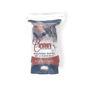 Carnivora Carnivora-Goat Diet
