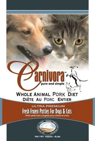 Carnivora Carnivora-Pork Diet