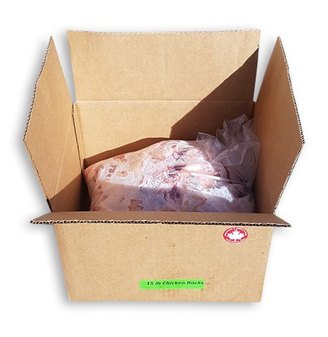 Carnivora Carnivora-Chicken Backs
