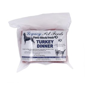 Legacy Pet Foods Legacy-Turkey Dinner