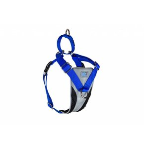 Canine Equipment Canine Equipment-Ultimate Control Harness Blue