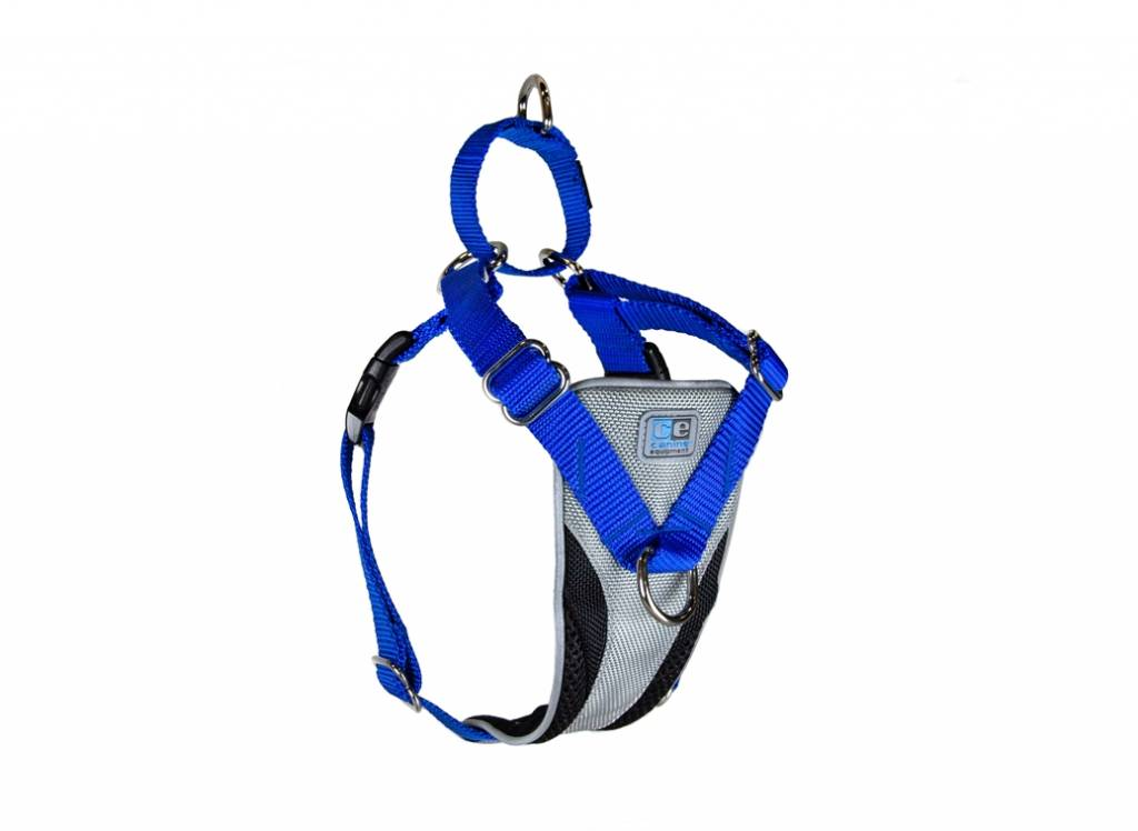 Canine Equipment Canine Equipment - Ultimate Control Harness Blue