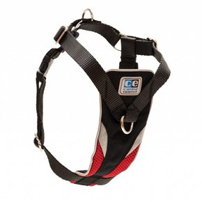 Canine Equipment - Ultimate Control Harness Red