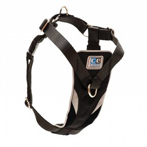 Canine Equipment - Ultimate Control Harness Black