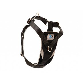 Canine Equipment Canine Equipment-Ultimate Control Harness Black