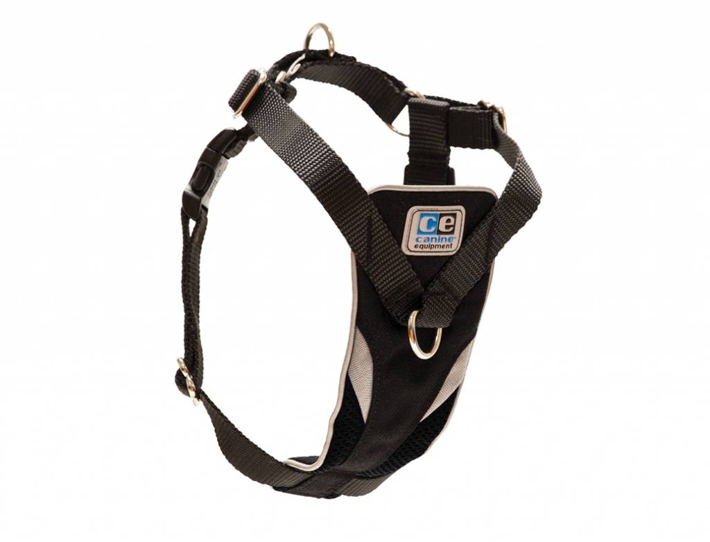 Canine Equipment Canine Equipment - Ultimate Control Harness Black