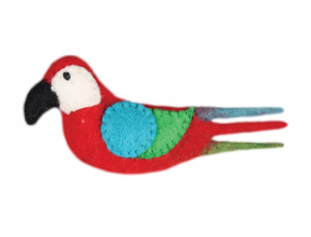 RC Pets RC Pet-Wooly Parrot Toy