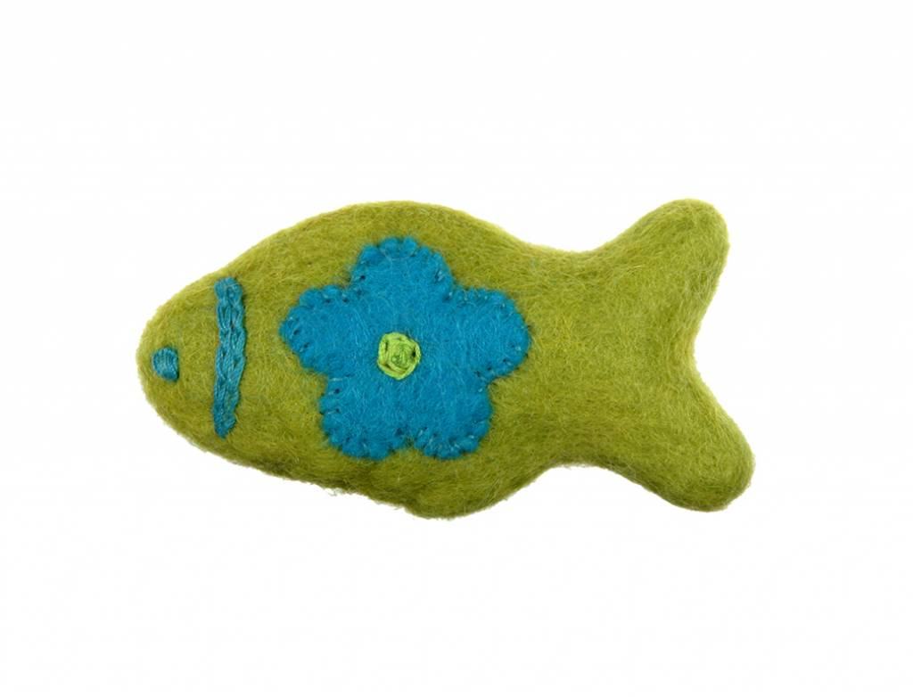 RC Pets RC Pet-Wooly Fish Toy