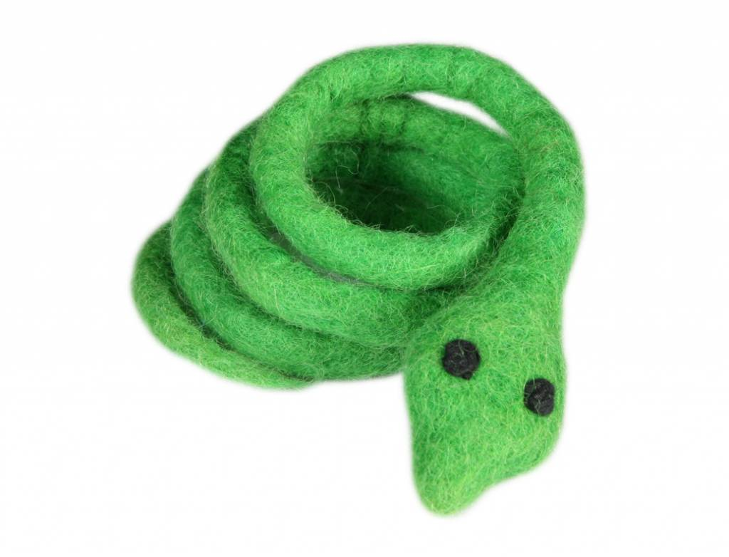RC Pets RC Pet-Wooly Snake Toy