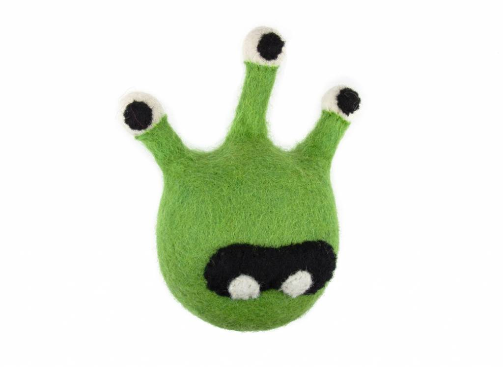 RC Pets RC Pet-Wooly Monster Toy MED
