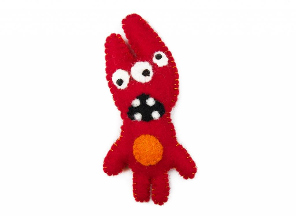 RC Pets RC Pet-Wooly Monster Toy SML