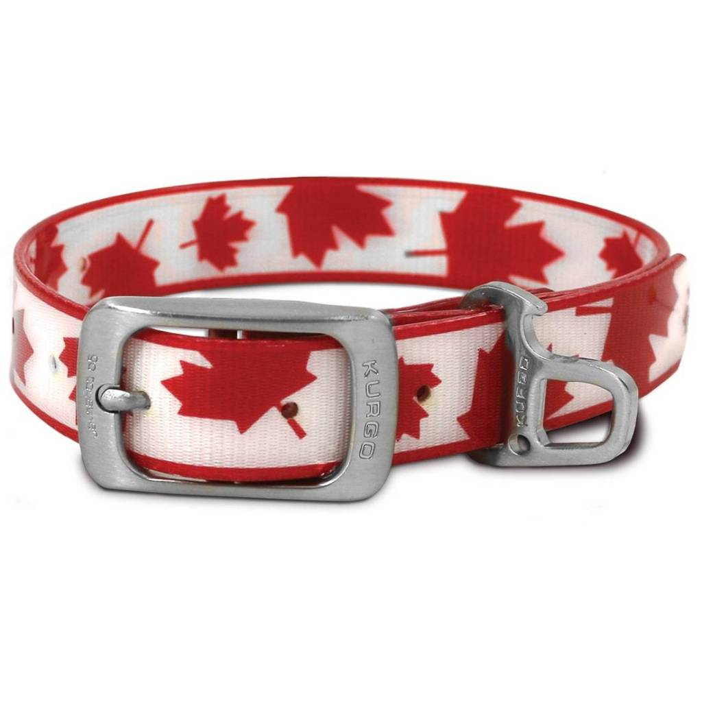 Kurgo Kurgo - Muck Collar Maple Leaf