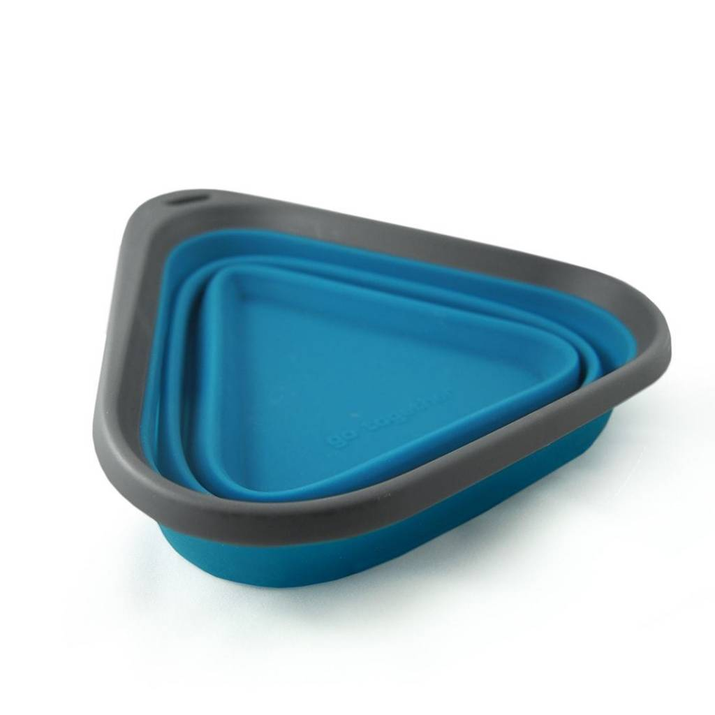 Kurgo Kurgo-Mash & Stash Collapsible Bowl Jumbo