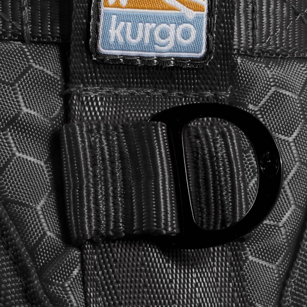 Kurgo Kurgo-Tru Fit Harness Enhanced Strenght Black Large