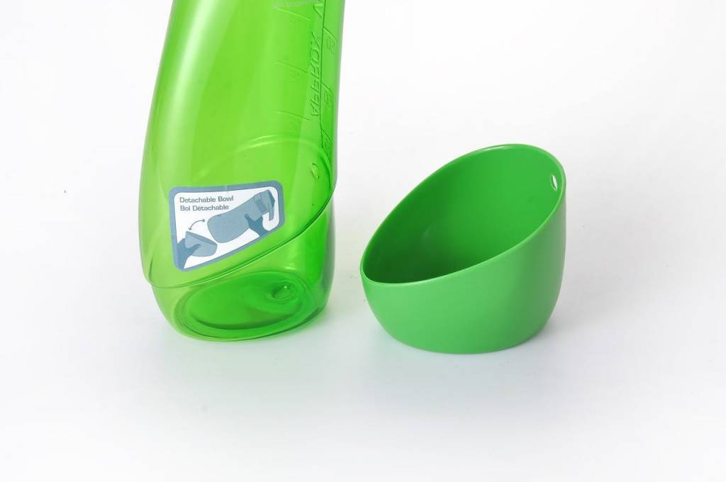 Kurgo Kurgo - Gourd H2O Bottle & Bowl