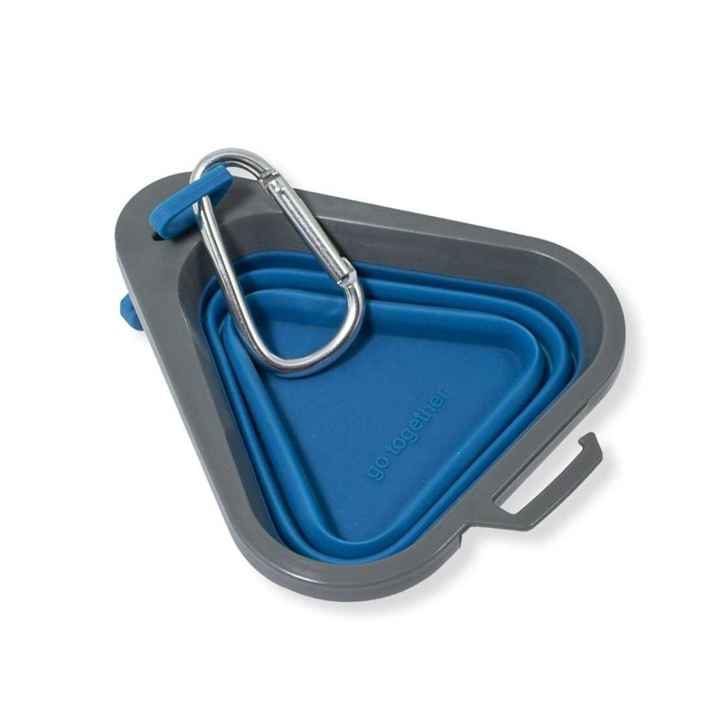 Kurgo Kurgo - Mash & Stash Collapsible Bowl