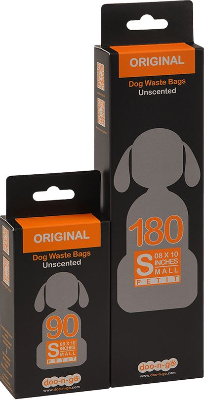 Doo-N-Go Doo-N-Go Refill Bags Small-180