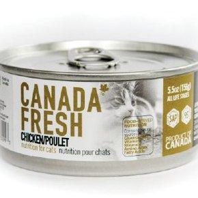Canada Fresh- Canned Cat Food 156g