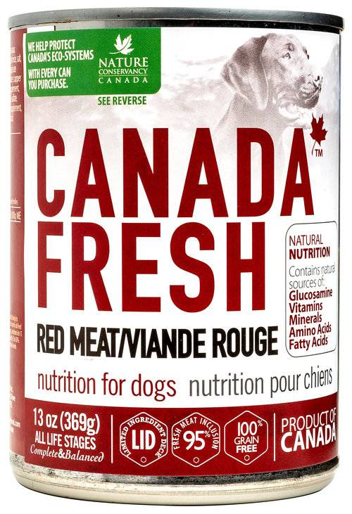 Canada Fresh Canada Fresh- Canned Dog Food 369g
