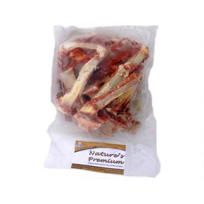 Nature's Premium Nature's Premium-Llama Ribs 1Lb bag