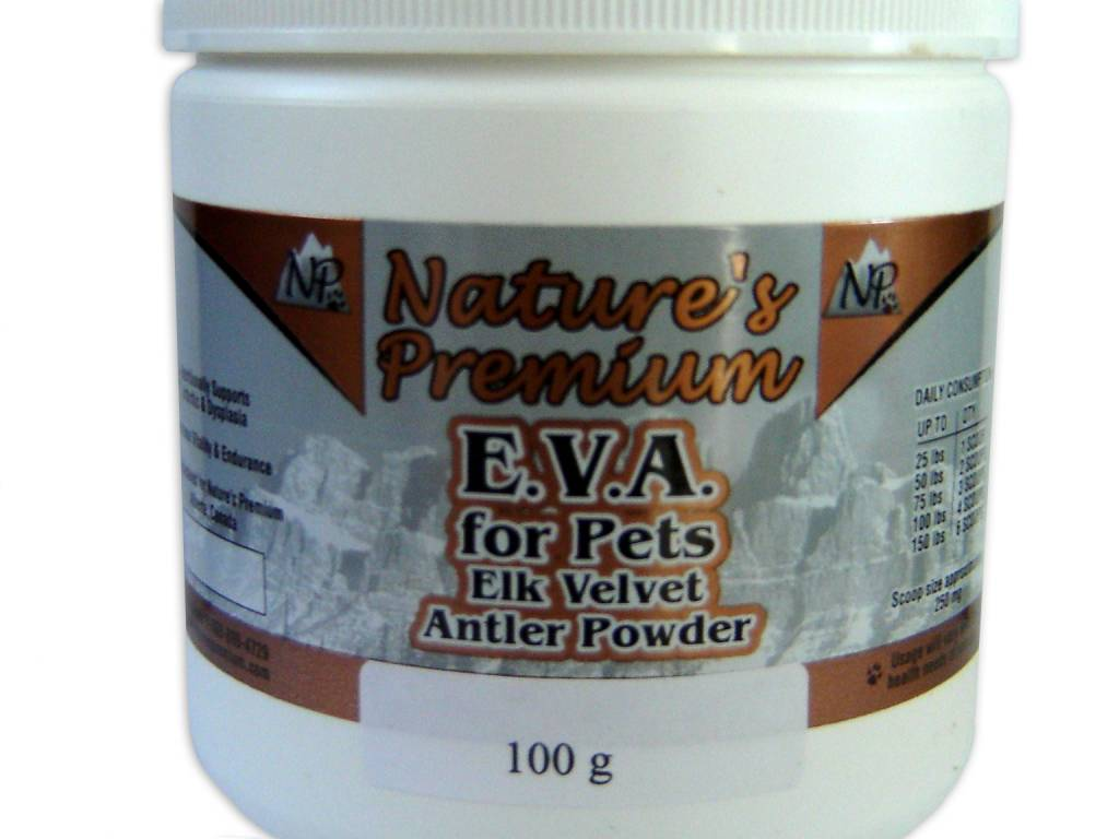 Nature's Premium Nature's Premium- Elk Velvet Supplement