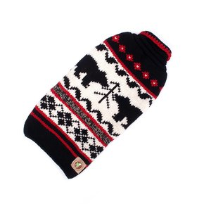 Chilly Dog Sweaters - Black Bear