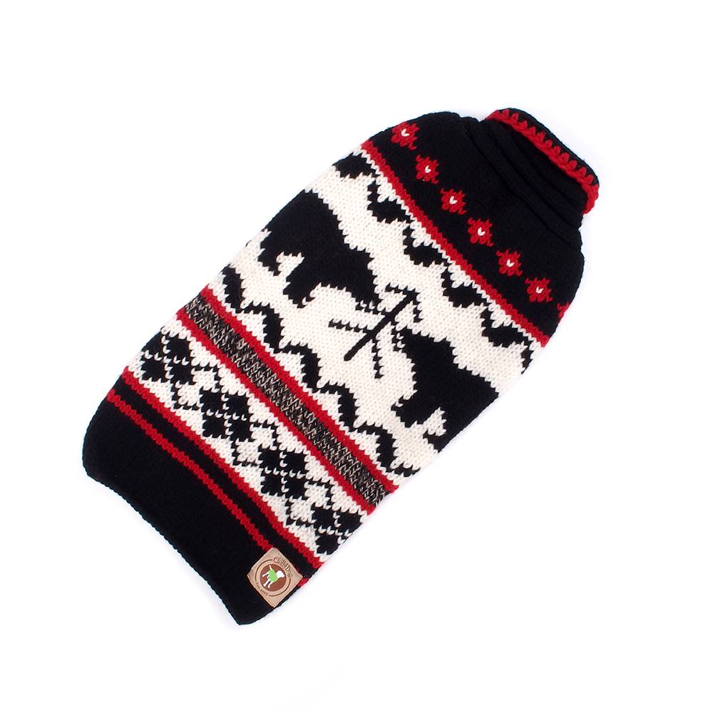 Chilly Dog Sweaters Chilly Dog Sweaters-Black Bear