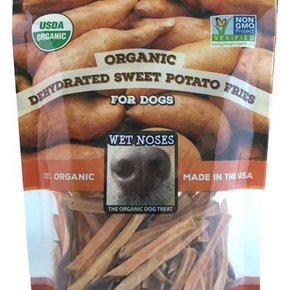 Wet Noses-Organic Sweet Potato Fries 5oz