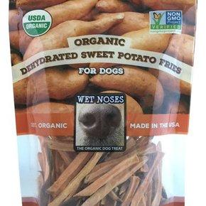 Wet Noses-Organic Sweet Potato Fries 5oz