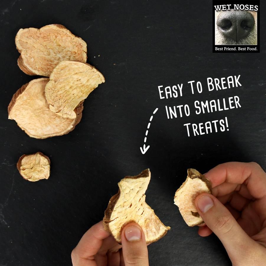 Wet Noses Dog Treats Wet Noses-Organic Sweet Potato Rounds 5oz
