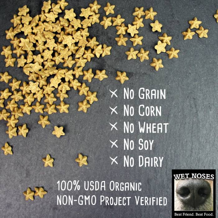 Wet Noses Dog Treats Wet Noses-Little Stars Training Treats 9oz