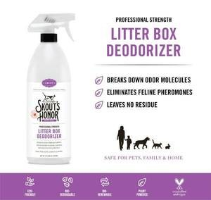 Skout's Honor Skout's Honor Litter Box Deodorizer 35oz
