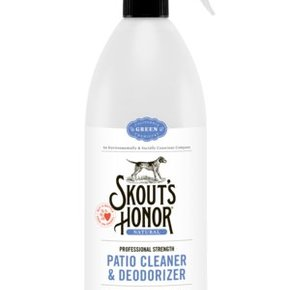 Skout's Honor Patio Cleaner & Deodorizer 35oz