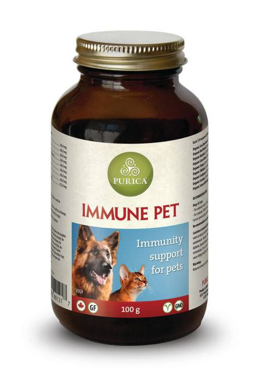 Purica Purica - Immune Pet 100g