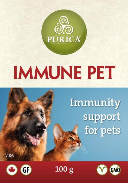 Purica Purica-Immune Pet 100g